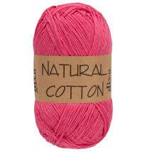 Diva Natural Cotton Nar Çiçeği El Örgü İpi