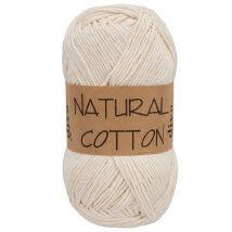 Diva Natural Cotton Krem El Örgü İpi