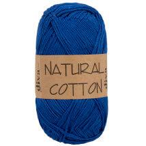Diva Natural Cotton Havacı Mavi El Örgü İpi