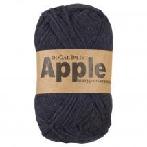 Apple Lacivert Doğal El Örgü İpi