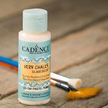 Cadence Very Chalky 59Ml(Cc) Pastel Pembe Cam Boyası - Cg1341