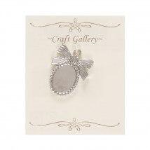 Kiyohara Paper Lamine 30x20 cm Gümüş Rengi Kolye Ucu  - RCH-01S
