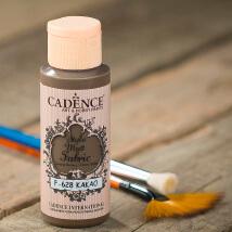 Cadence Style Matt 59Ml(Cc) Kakao Kumaş Boyası - 628