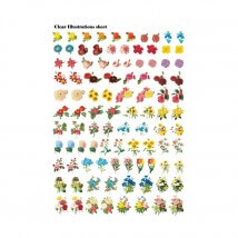 Kiyohara Paper Lamine 30x20 cm Desen Kağıdı  - RIS-07