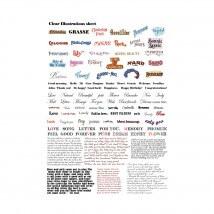 Kiyohara Paper Lamine 30x20 cm Desen Kağıdı  - RIS-08