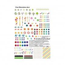 Kiyohara Paper Lamine 30x20 cm Desen Kağıdı  - RIS-04