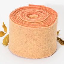 Lehner Wolle 15cmx1m Ten Rengi Yün Kumaş Keçe - K15-GE21