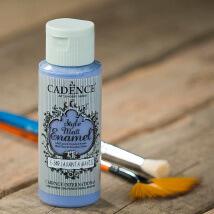 Cadence Enamel 59Ml(Cc) Lavanta Mavi Cam Ve Porselen Boyası - 349