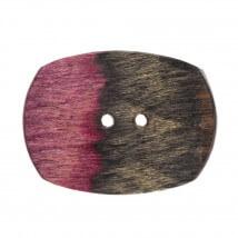 KnitPro Symfonie 23 mm Ahşap Oval Düğme - 21142