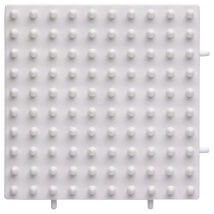 Hama Beads Maxi 1 Adet Küçük Kare Mat Tabla- 8213