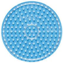 Hama Beads Maxi 1 Adet Yuvarlak Şeffaf Tabla - 8220