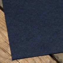 La Mia 50X50 cm 1 mm Çivit Mavi Sentetik Keçe - 215