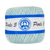Örenbayan Perle No: 5 Mavi Dantel İpi - 06363