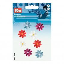 PRYM Renkli Çiçekler Desenli Aplike - 925417