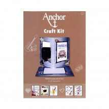 Anchor Craft Kit Tebrik Kartı Kiti - RDK 46