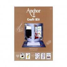 Anchor Craft Kit Doğumgünü Kart Kiti - RDK 34
