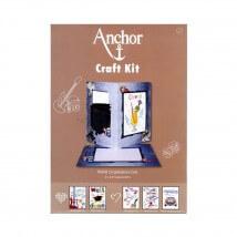 Anchor Craft Kit Tebrik Kartı Kiti - RDK 36
