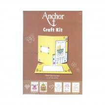 Anchor Craft Kit Baby Boy Erkek Bebek Kart Kiti - RDK 31