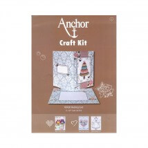 Anchor Craft Kit Düğün Temalı Kart Kiti - RDK 38