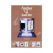 Anchor Craft Kit Okul Temalı Kart Kiti - RDK 45