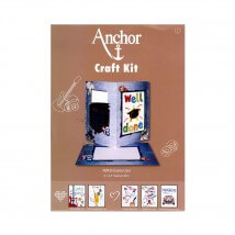 Anchor Craft Kit Okul Temalı Kart Kiti - RDK 35
