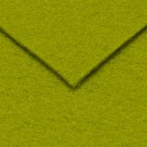 De Witte Engel Truefelt 20x30 cm 1.2 mm 100% Woolden TrueFelt, Yeşil  Yün Keçe - VLAP543