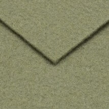 De Witte Engel Truefelt 20x30 cm 1.2 mm 100% Woolden TrueFelt, Gri Yeşil  - VLAP563