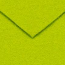 De Witte Engel Truefelt 20x30 cm 1.2 mm 100% Woolden TrueFelt, Açık Yeşil  Yün Keçe - VLAP602