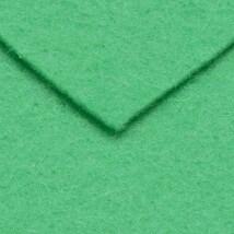 De Witte Engel Truefelt 20x30 cm 1.2 mm 100% Woolden TrueFelt, Yeşil  Yün Keçe - VLAP627
