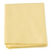De Witte Engel Doll Jersey 25x80 cm Sıcak Sarı Jarse Kumaş  - T10803