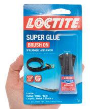 Loctite 5 Gram Fırçalı Tutkal Yapıştırıcı - Sg26441