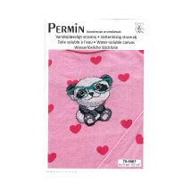 Permin 7x9 cm Panda Desenli Suda Eriyebilen Etamin Kiti - 795807