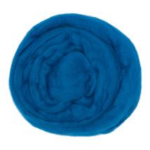 La Mia 50 gr Boncuk Mavi Yün Keçe