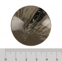 Hobium Kahverengi Fantazi Düğme