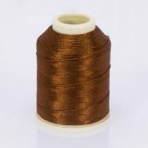 Altınbaşak Kahverengi 20 gr Polyester Dantel İpliği - 251 - 44