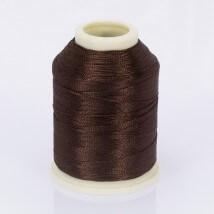 Altınbaşak Koyu Kahverengi 20 gr Polyester Dantel İpliği - 39 - 44