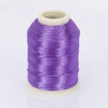 Altınbaşak Mor 20 gr Polyester Dantel İpliği - 35 - 44
