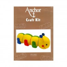 Anchor Craft Kit Tırtıl Oyuncak Kiti - RDK61