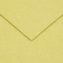 Hobium 50x50 cm 2 mm Açık Sarı Sentetik Keçe - 180-36