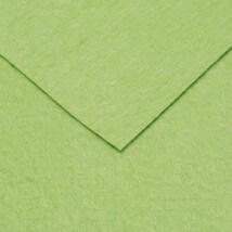 Hobium 50x50 cm 1 mm Yeşil Sentetik Keçe - 160-7