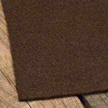 La Mia 50X50 cm 3 mm Kahverengi sentetik Keçe - M66