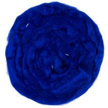 Gazzal Felt Wool Lurex Mavi Yün Keçe - 6501