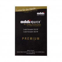 AddiQuick Turbo Keçe İğneleme Makinesi 6 Adet Yedek İğnesi -851-2/000