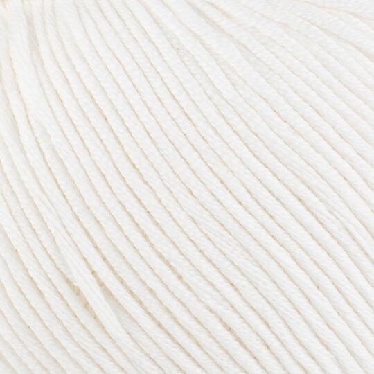 Dmc Natura Beyaz El Örgü İpi - N02