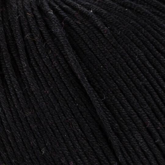 Dmc Natura Siyah El Örgü İpi - N11
