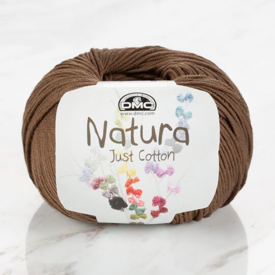 Dmc Natura Kahverengi El Örgü İpi - N22
