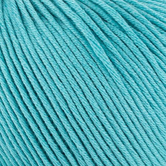 Dmc Natura Mavi El Örgü İpi - N49