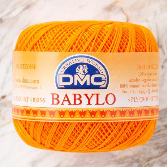 Dmc Babylo 50gr Turuncu Merserize Dantel ve Ağ İpliği No:10 - 3375