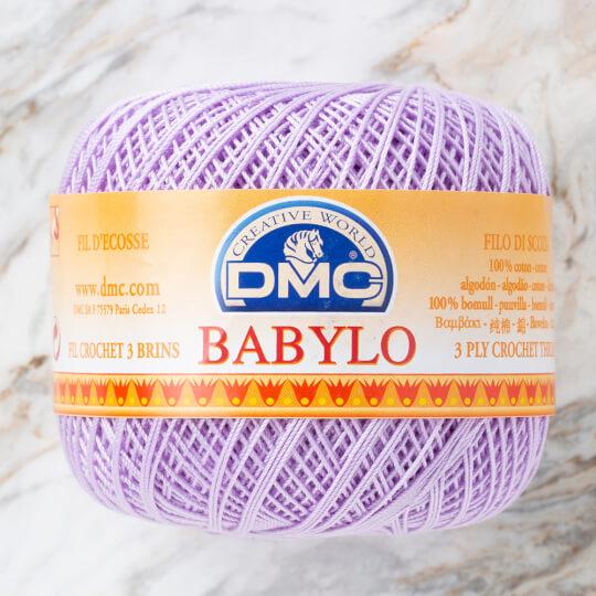 Dmc Babylo 50gr Lila Merserize Dantel ve Ağ İpliği No:10 - 211