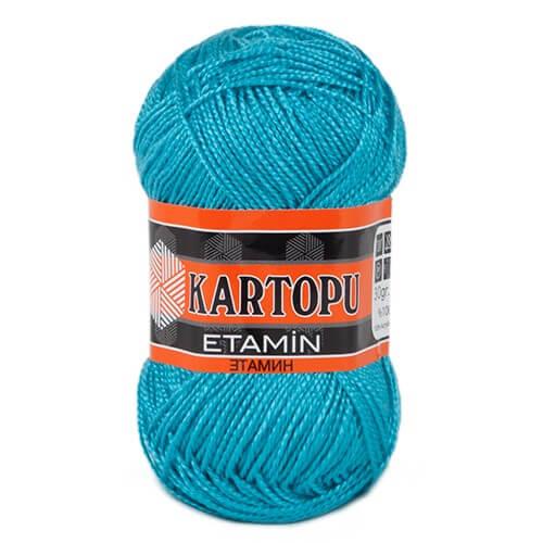 Kartopu Etamin Mavi Nakış İpliği - K515